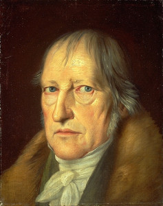 Don't mess with Hegel