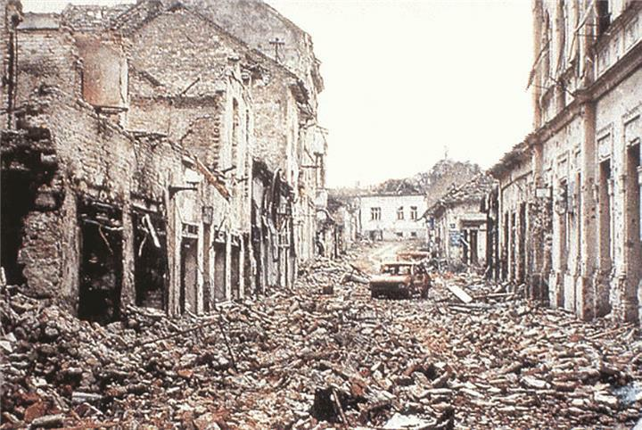 Business as usual – War in Yugoslavia and vintage New World Order