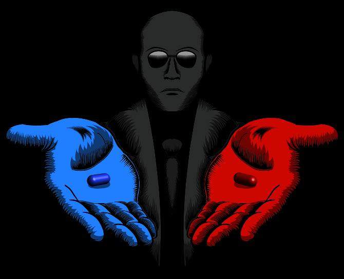 src:http://cargocollective.com/Ribx/Blue-Pill-Red-Pill